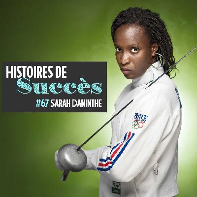 Sarah Daninthe, médaillée olympique d'escrime malgré les obstacles et le racisme