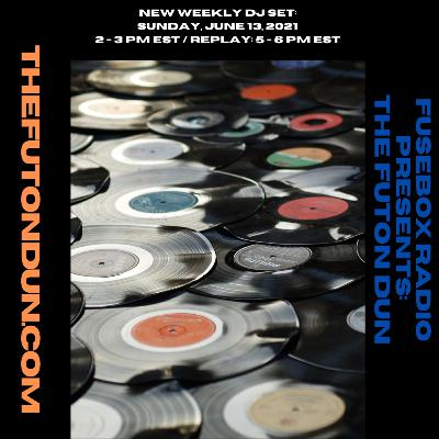 Episode 497: FuseBox Radio #649: DJ Fusion's The Futon Dun Livestream DJ Mix Spring Session #11 (Brood 17 Bops, Buzz & Bips Music Mix)