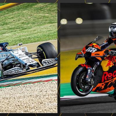 Radio Check - GP da Emilia F1 e GP Portugal MotoGP
