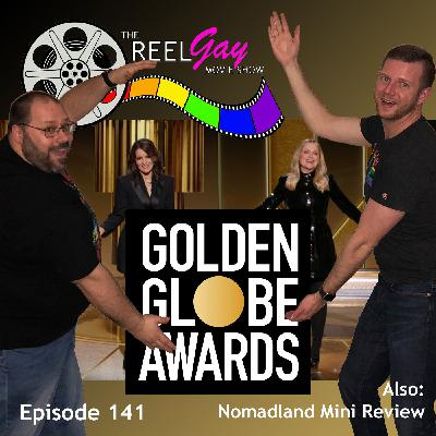 RGMS EP 141: The Golden Globes / Nomadland