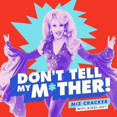 Miz Cracker Says Bottoms Up