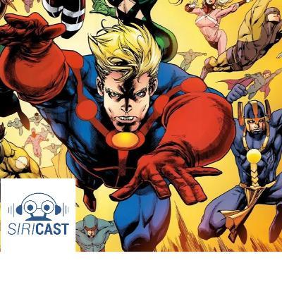 SiriCast#13 - Tudo o que sabemos sobre o filme 'Os Eternos' da Marvel