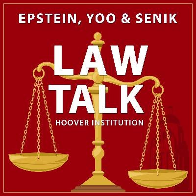 "Law Talk, with Epstein & Yoo: ""Fifth Avenue Freeze Out"""