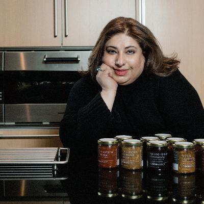 Episode 93: Naomi Mobed: From Banking to Chutney
