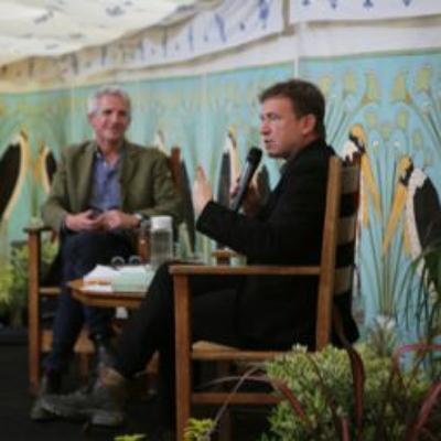 David Nicholls in conversation with Patrick Gale