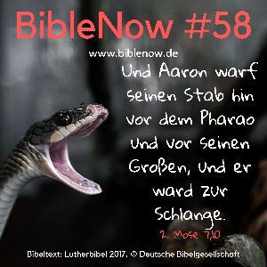 BibleNow #58: 2. Mose 5,20-7,13
