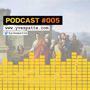 Podcast #005 : (Re)découvrir Cicéron. Sur la politique, la justice, et la sagesse pratique