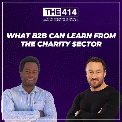 What B2B Can Learn From The Charity Sector