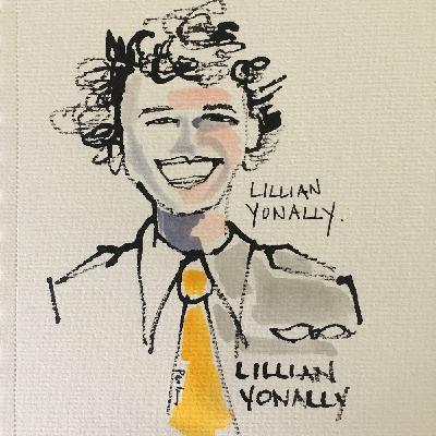 "Lillian Yonally -- World War II WASP -- ""Why choose a man over a plane?"""