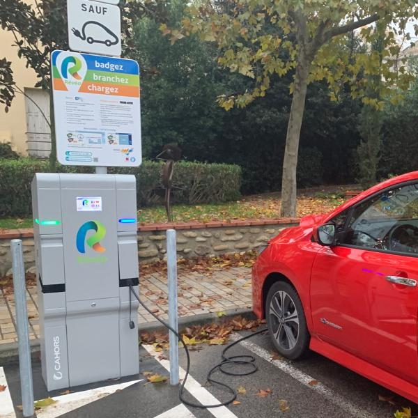 Trip to Céret - EV Charging in France