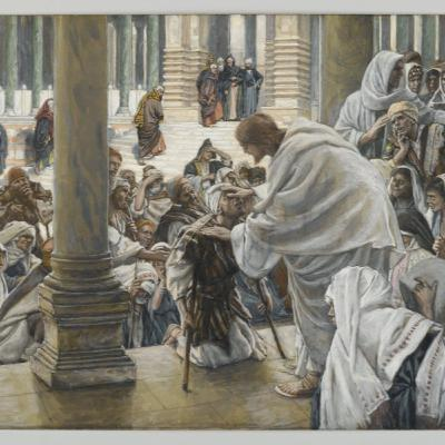 A Boy is Healed - The Congregation at Prayer for July 29, 2020