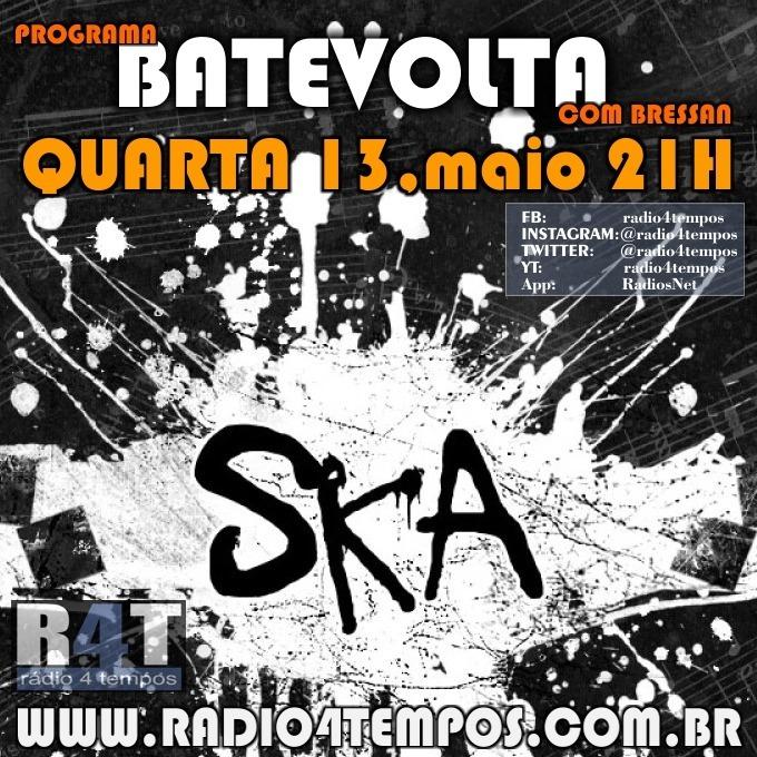 Rádio 4 Tempos - BateVolta 183:Rádio 4 Tempos