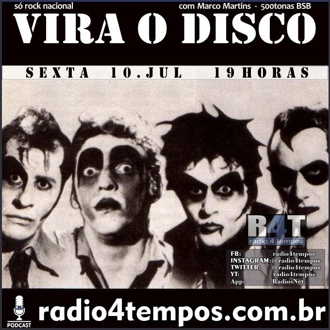 Rádio 4 Tempos - Vira o Disco 69:Rádio 4 Tempos