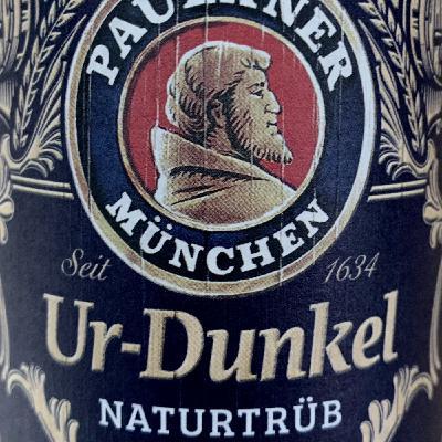 Werbung unserer Kindheit  Bier: Paulaner Ur-Dunkel Naturtrüb