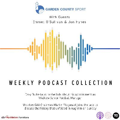 Garden County Sport Weekly Podcast 30/09/19 | Episode 14