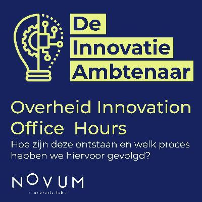 Hoe zijn de Overheid Innovation Office Hours ontstaan?