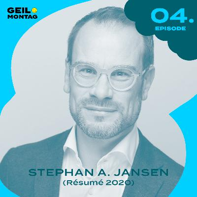 Stephan Jansen (Résumé 2020): Rückblick - Ausblick - Durchblick