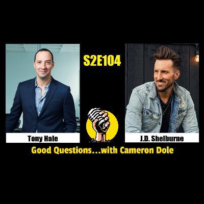 S2E104 - Tony Hale and J.D. Shelburne