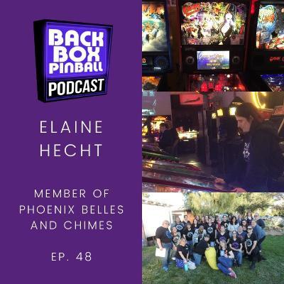 Episode 48: Elaine Hecht