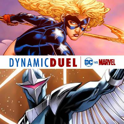 Stargirl vs Darkhawk