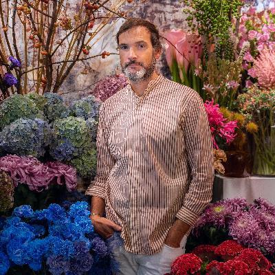 Debeaulieu, le RH devenu fleuriste
