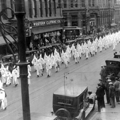 Historical Murders: Brief History of the KKK in Colorado
