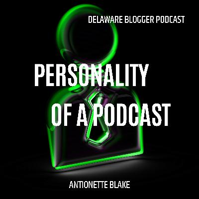 Personality of a Podcast