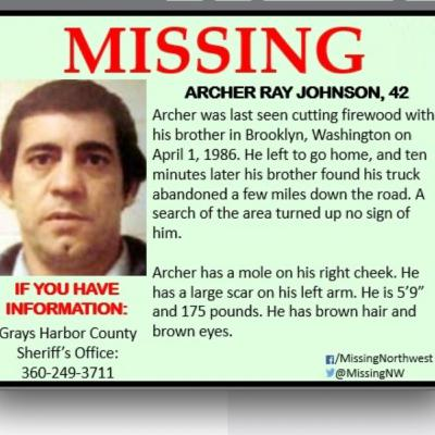 Missing Archer Ray Johnson - 4 - Minisode Update