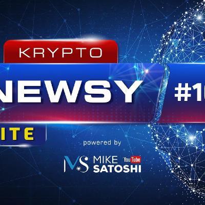 Krypto Newsy Lite #106   13.11.2020   Kup tyle BTC ile zdołasz - Kiyosaki, Bitcoin $16k, alty powoli rosną, Banki muszą przyjąć krypto