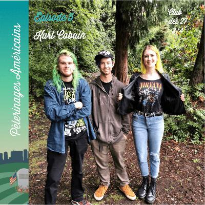 5: Club des 27 - Kurt Cobain - Pèlerinage à Seattle pour l'icône de Nirvana
