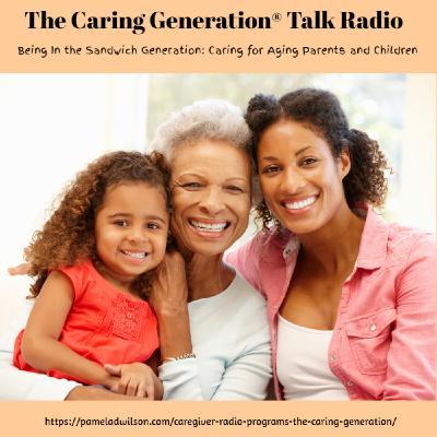 Sandwiched: Caring For Elderly Parents & Children