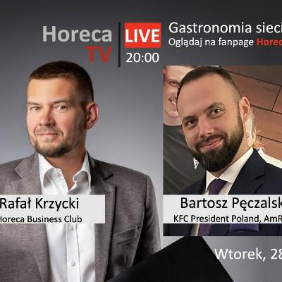 Goście Horeca Radio odc. 62 - Gastronomia sieciowa w walce z kryzysem