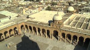 مراسلو الجزيرة- جامع الزيتونة وقصر الملك فيصل بسرسنك