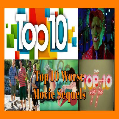 GVN Presents: Top 10 Worst Movie Sequels