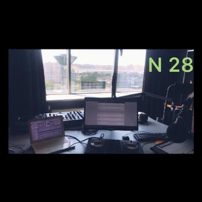 """28. Программа """"Петя fm"""" Третий эфир на радио """"Студия 21"""" Егор Москвитин , музыка и новости"""
