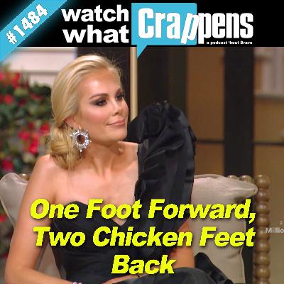RHOD: One Foot Forward, Two Chicken Feet Back