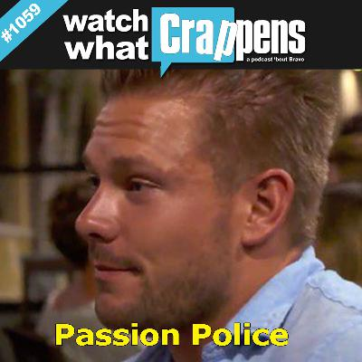 Below Deck Med: Passion Police
