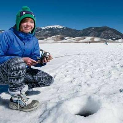 Episode 4 (Dec 2020) Sportfish Program and All Things Ice Fishing