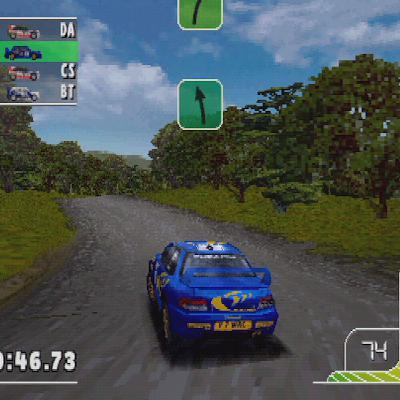 SS11: Colin McRae Rally