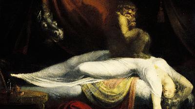The Nightmare Of Sleep Paralysis