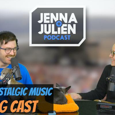 Podcast #272 - Jenna's Nostalgic Music & Dog Cast