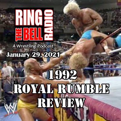 1992 Royal Rumble Review - 1/29/21