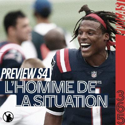 Preview S4 : Cam Newton, le quarterback qu'il fallait aux Patriots