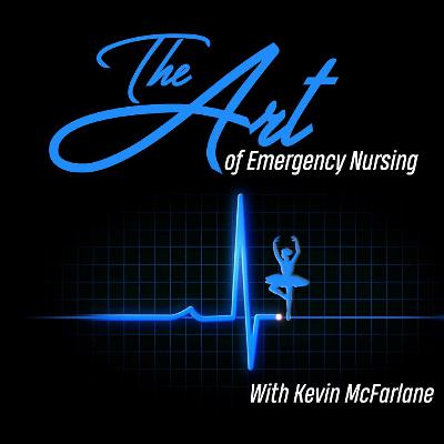 AOEN Episode 44: Holding Hands-A conversation with one of my nurse heroes