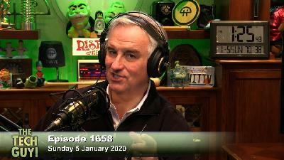 Leo Laporte - The Tech Guy: 1658