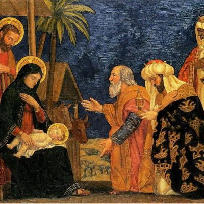 """Gifts that Confess Jesus"" Epiphany 1 2019"