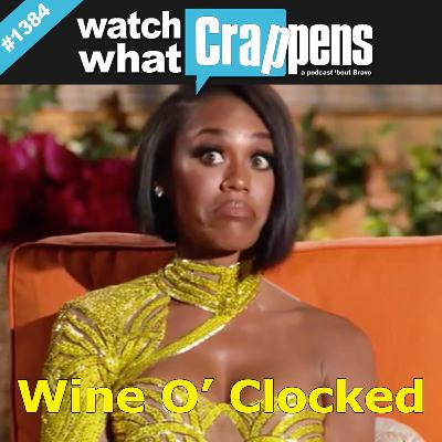 RHOP: Wine O' Clocked