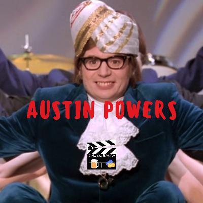 Cine de barra 4x05 - Saga Austin Powers