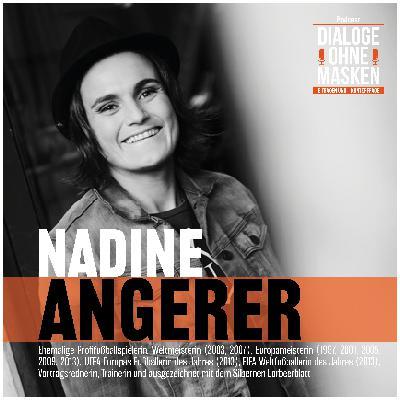 #38 NADINE ANGERER – Ich bin dankbar für meine Rückschläge