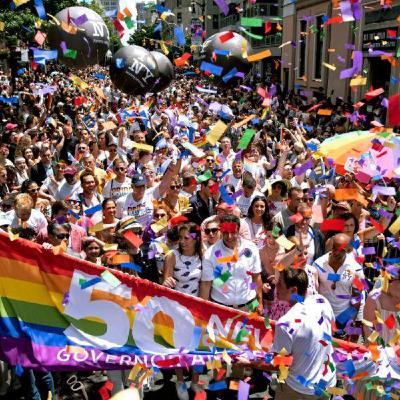 プライド月間とストーンウォール・Stonewall's 50th Anniversary
